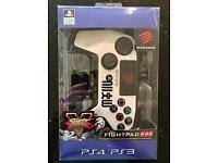 PS3/PS4 MadCatz RYU SFV Fightpad PRO & SFV Game! Release Edition