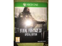 Final Fantasy 15 Special Edition (Xbox One)