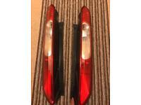 Ford Focus Mk2 Rear lights / Tail lights 2005-2007