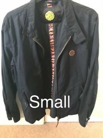 Men's pretty green jacket size small