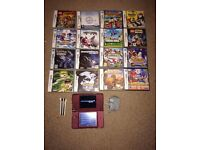 Nintendo DSi XL Bundle with 16 games included!