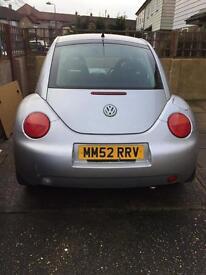 VW beetle turbo 1800 petrol