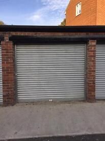 Garage to let £34 month