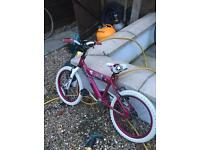 Used huffy 18 inch wheel bike