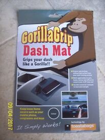 New ~ Gorilla Grip Dashboard Mat