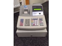 sharp XE-A203 cash register fully working