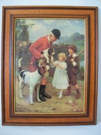 Beautiful print.....The Pick of the Litter.....by Arthur J.Elsey