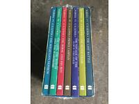 Chronicles of Narnia Set, unopened, books 1-7