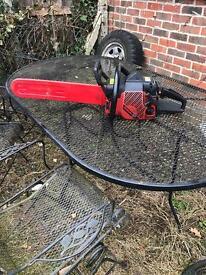 Jonsered turbo chainsaw like Stihl