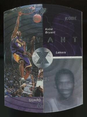 1997 Upper Deck SPx #21 Kobe Bryant Lakers