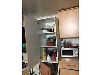 Kitchen tall/ladar cabinet almost new