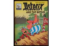 Goscinny & Uderzo: 'Asterix & The Goths' Comic Book (1990)