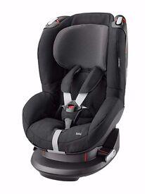 Maxi-Cosi Tobi Group 1 Car Seat Black Raven BLACK NEW