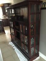 Furniture cabinets