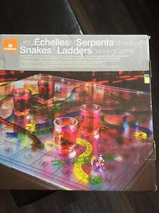 Snakes & Ladders Drinking Game $10 ONO