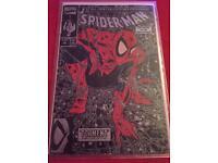 Spiderman Todd McFarlane issue 1 £5!!!