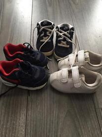 Nike infants size 5