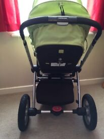 Mother care My3 push chair apple green