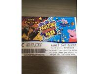 Paultons Park ticket