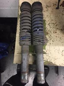 MK4 Golf Gti Front coil overs £40