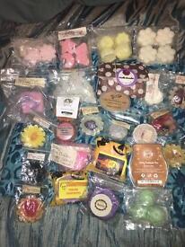 Wax melts tarts USA and UK vendors