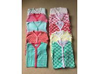 NEXT sleepsuits 0-3