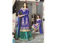 asian indian pakistani dress