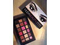 HUDA BEAUTY - Textured Eye Shadows Palette - Rose Gold Edition