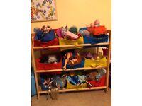 Children's Toy Storage Baskets