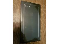 Brand New iPhone 7 128GB Jet Black SIM Free Sealed