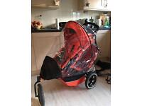 Phil and Ted sports double buggy