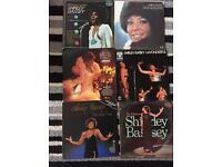 Shirley bassey records