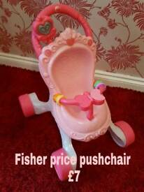 Fisher price walker