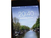 iPhone 6 Plus - Unlocked - 16GB - Works Fine Except Cracked Screen!!