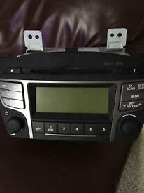 Hyundai ix35 car radio /cd player