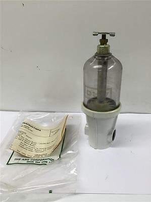 Aro Quality Pneumatic Air Tool Compressor 12 Air Line Water Filter 25241-000