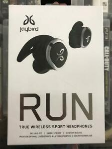BRAND NEW Jaybird RUN In-Ear Sound Isolating Truly Wireless Earbuds