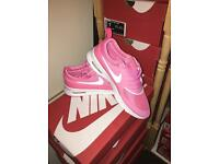 Ladies thea Nike trainers