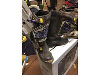 Motocross boots size 5-6