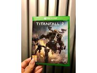 Xbox One Titanfall 2 Game 2016 as new immaculate