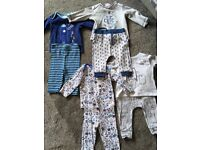 Good condition Boys clothes size 3-6 months
