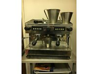 La Scala Eroica 2 Group Espresso Coffee Machine
