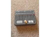 MXR 10 Band EQ Guitar Pedal
