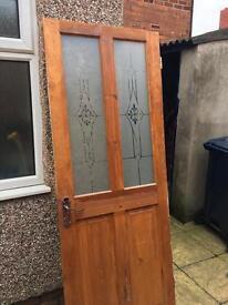 Lovely Pine Doors