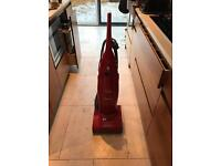 Free Upright Hoover - perfect working condition.