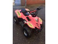 Cheap 90cc quad £100 no offers
