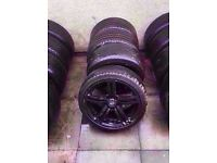 """Bmw M6 18"""" Alloy Wheels 5*120 Can Sell Single Can Post Part Ex Welcome"""