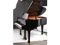 BRAND NEW - STEINHOVEN SG183 - BLACK HIGH GLOSS GRAND PIANO!