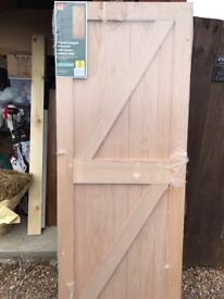Oak Internal Door Brand New
