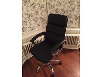 Leather Office Chair - Very Good Conditon